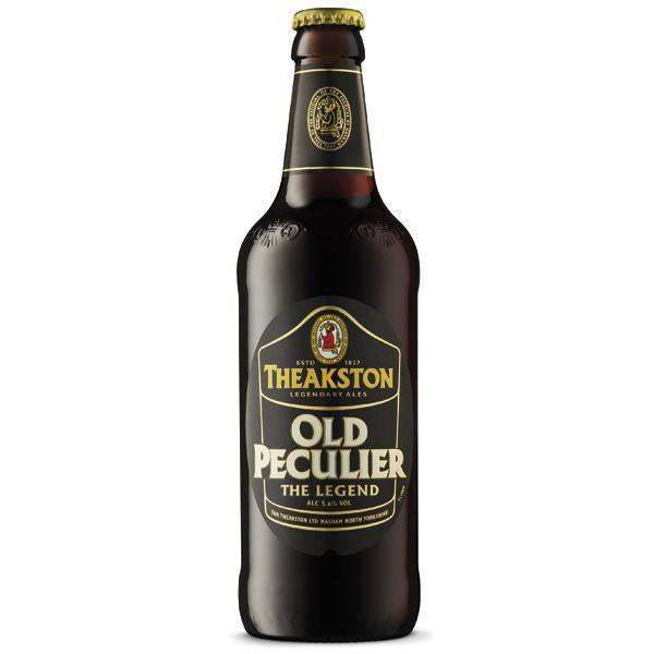 Theakstons Old Peculier Ale Bottle 500ml