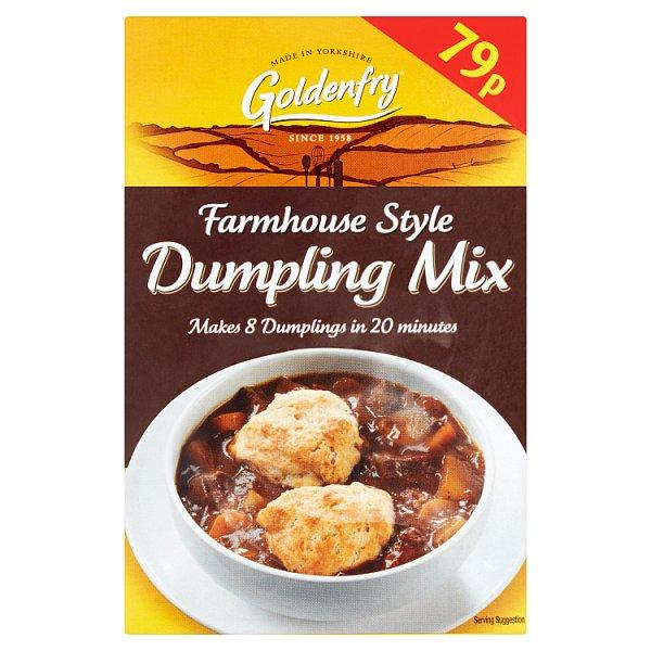 Goldenfry Dumpling Mix A 142g