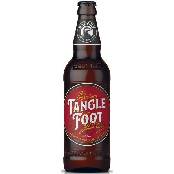 Tanglefoot Strong Ale 5% 500ml