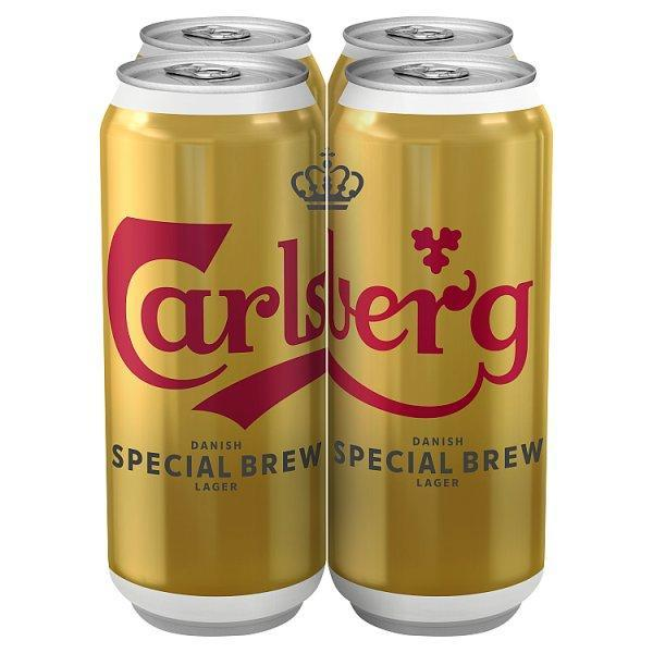 Carlsberg Special Brew Can 500ml