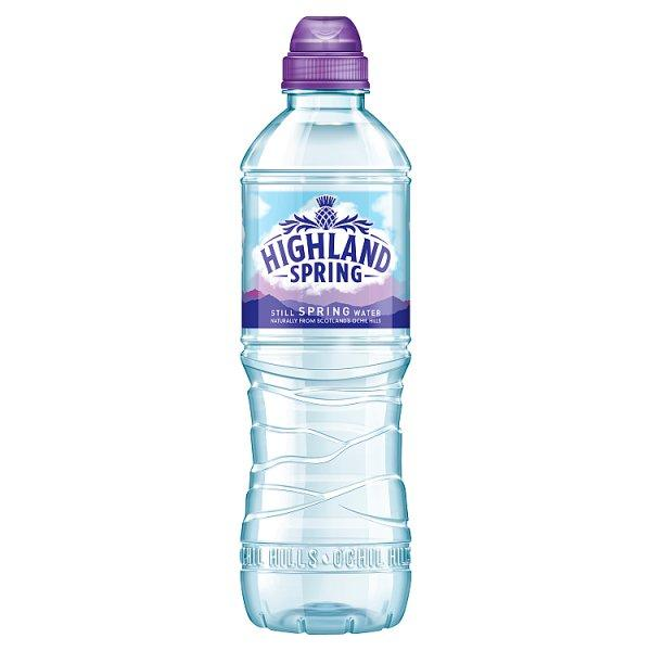 Highland Spring Still Sportscap 500ml