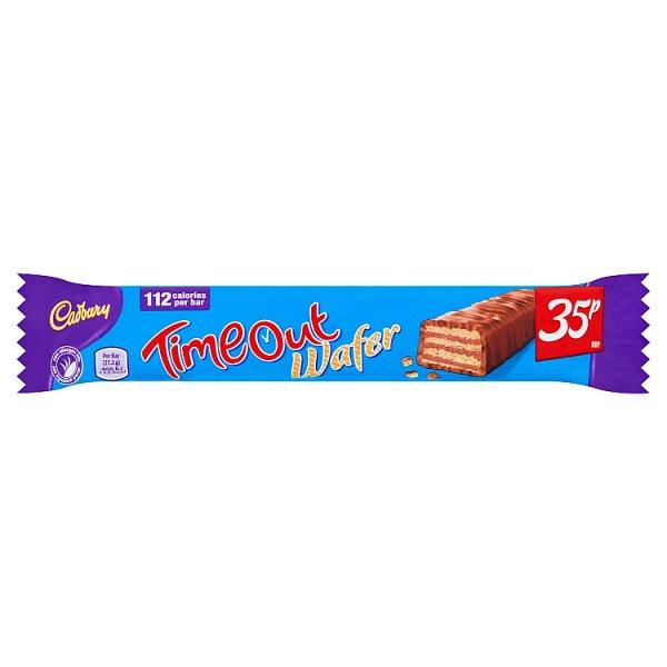 Cadburys Time Out Pm 35p