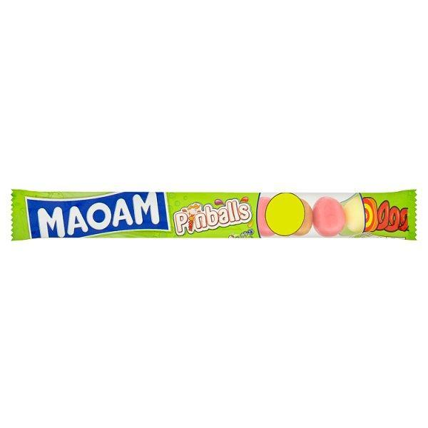 Maoam Pinballs Stick Pack Pm30p 32g