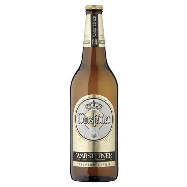 Warsteiner Beer 660ml