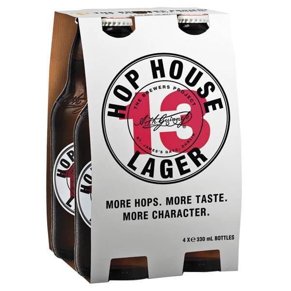 Hop House 13 4 Pack 330ml