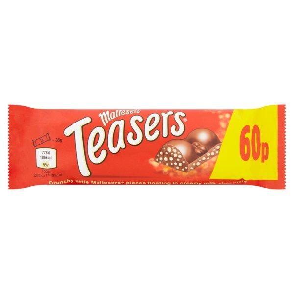 Maltesers Teasers Pm 60p 35g