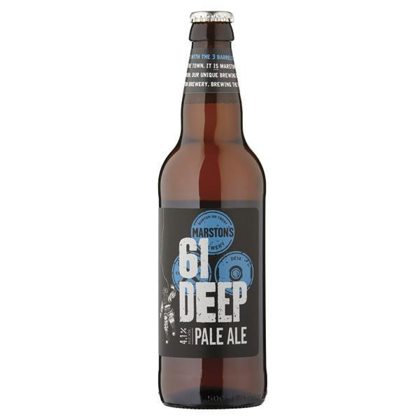 Marstons 61 Deep Pale Ale 500ml