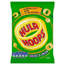 Kp Hula Hoops Cheese & Onion Handy Pk 34g