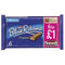 Nestle Blue Riband 6 Pack Pm £1