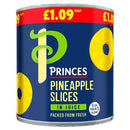 Princes Pineapple Slices In Juice Pm1.09 432g
