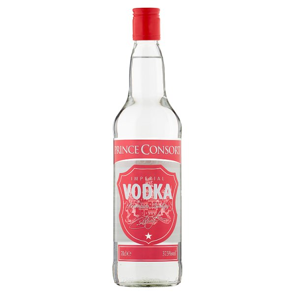 Prince Consort Vodka Pm £11.99 70cl