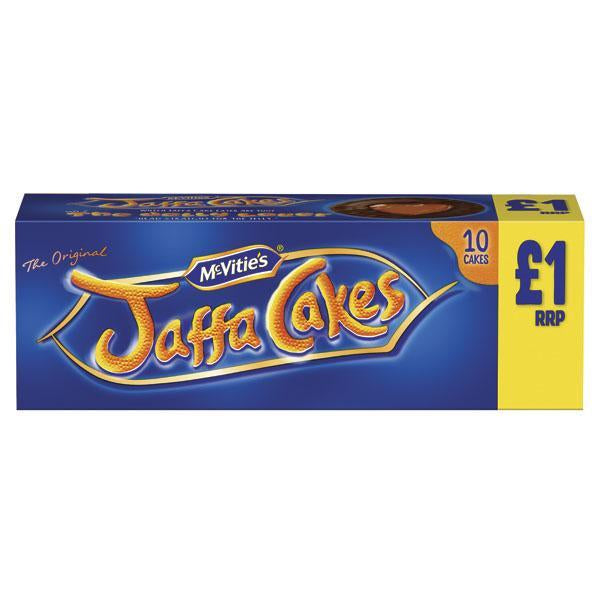 Mcvities Jaffa Cakes Pm1.00 10s
