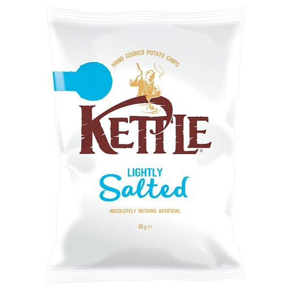 Kettle Chips Lightly Salted Pm1.00 80g