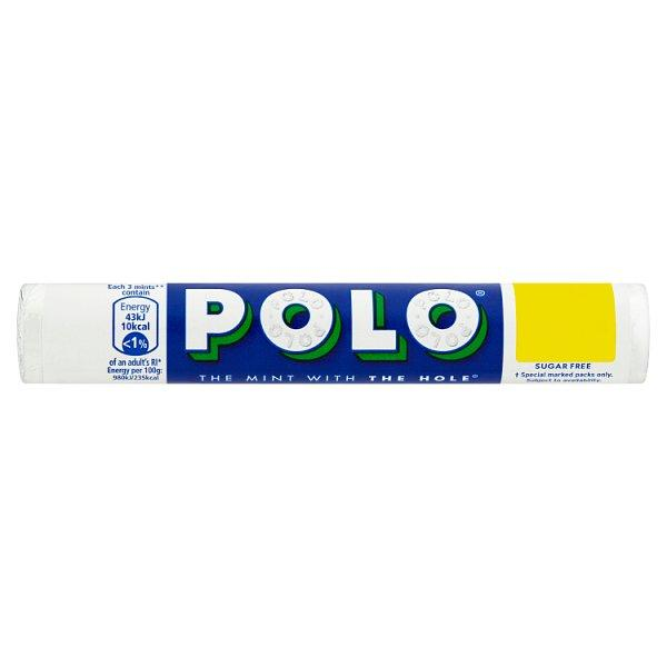 Polo Sugar Free Pm 2 For £1 33.4g