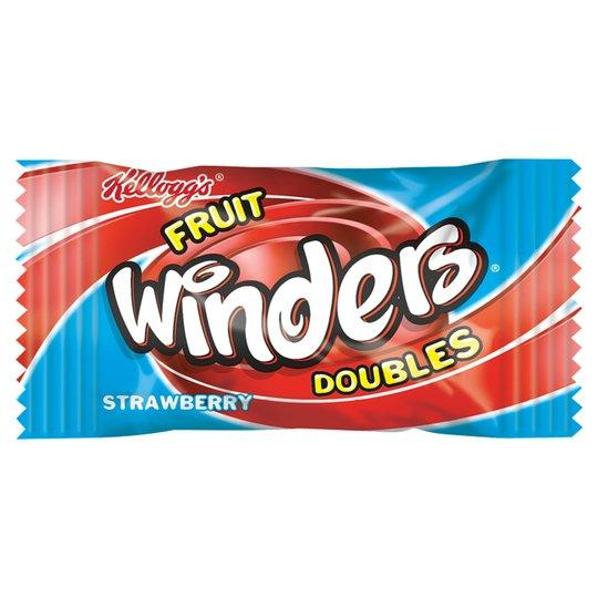Kelloggs Winders Strawberry Pm40p 17g
