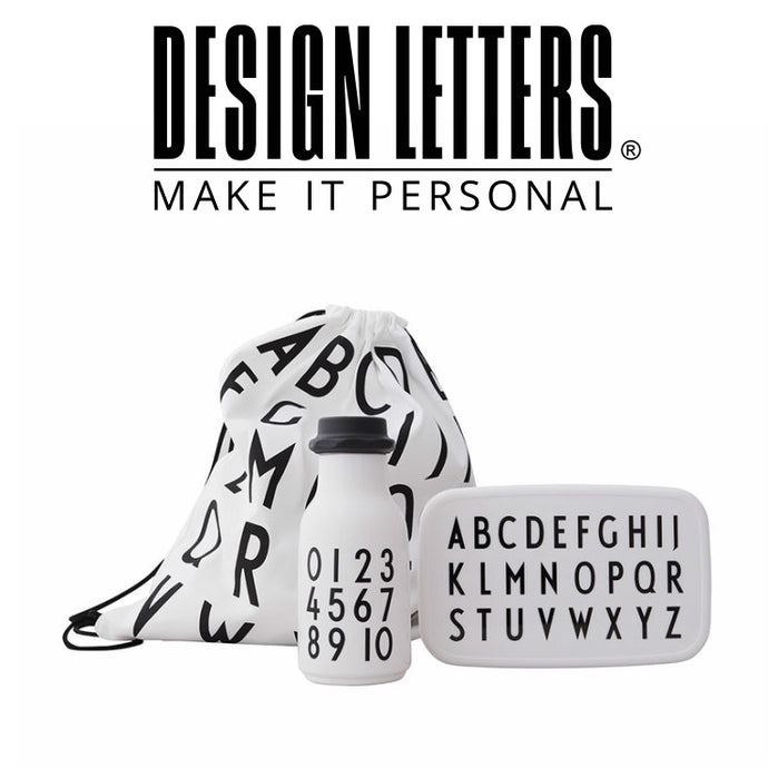 School start by DESIGN LETTERS