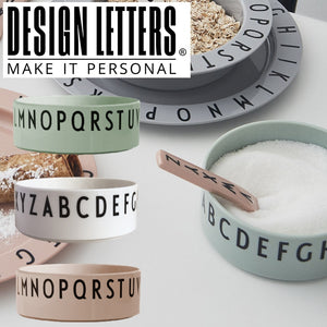 EAT & LEARN ROUND BOWL TRITAN トライタン ボウル 11cm by DESIGN LETTERS