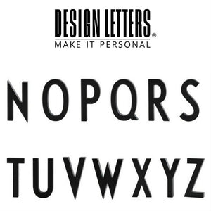 【在庫限りのSALE】Architect Letters & Numbers  N-Z 5cm by DESIGN LETTERS アーキテクトレターズN-Z