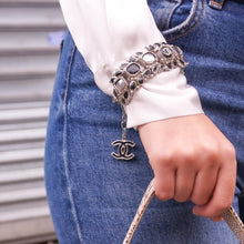 Load the image in the gallery, GIGI PARIS vintage jewelry Chanel bracelet