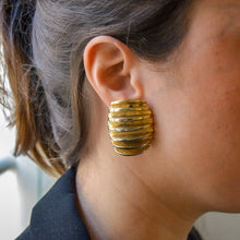 Load image into Gallery viewer, GIGI PARIS vintage jewelry Givenchy earrings