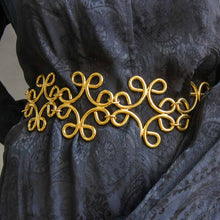 Load the image in the gallery, GIGI PARIS vintage jewelry Chanel belt