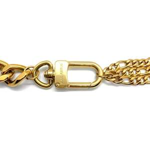Louis Vuitton upcycled chocker