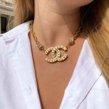 Load the image in the gallery, GIGI PARIS vintage jewelry Chanel necklace