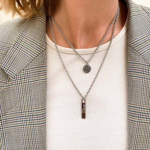 Upcycled Chanel Cuba necklace from GIGI PARIS