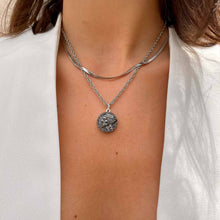 Load image into Gallery viewer, Upcycled Coco à Rome necklace from GIGI PARIS