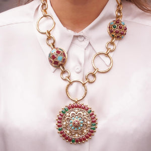 Gigi Paris Bijoux Vintage Collier Chanel