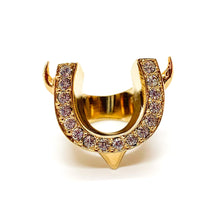 Load the image in the gallery, GIGI PARIS vintage jewelry Givenchy ring