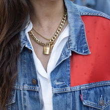 Upload the image to the gallery, 🩸 Upcycled jacket Levi's x Coco rouge shoulder
