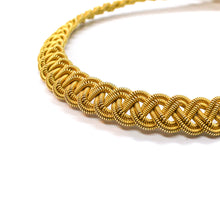 Load the image in the gallery, GIGI PARIS vintage jewelry choker necklace