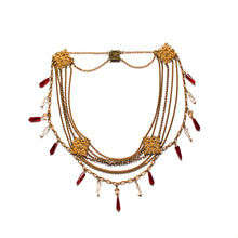 Load image into Gallery viewer, GIGI PARIS bijoux vintage collier