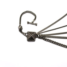 Load the image in the gallery, GIGI PARIS vintage jewelry Jean-Paul Gaultier necklace