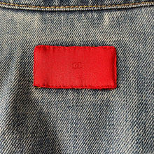 Upload image to gallery, ❤️ Upcycled Levi's x Coco rouge collar