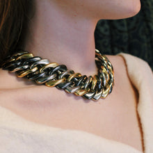 Load the image in the gallery, GIGI PARIS vintage jewelry Yves Saint Laurent necklace