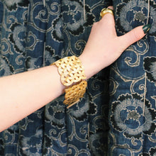 Load the image in the gallery, GIGI PARIS vintage jewelry bracelet