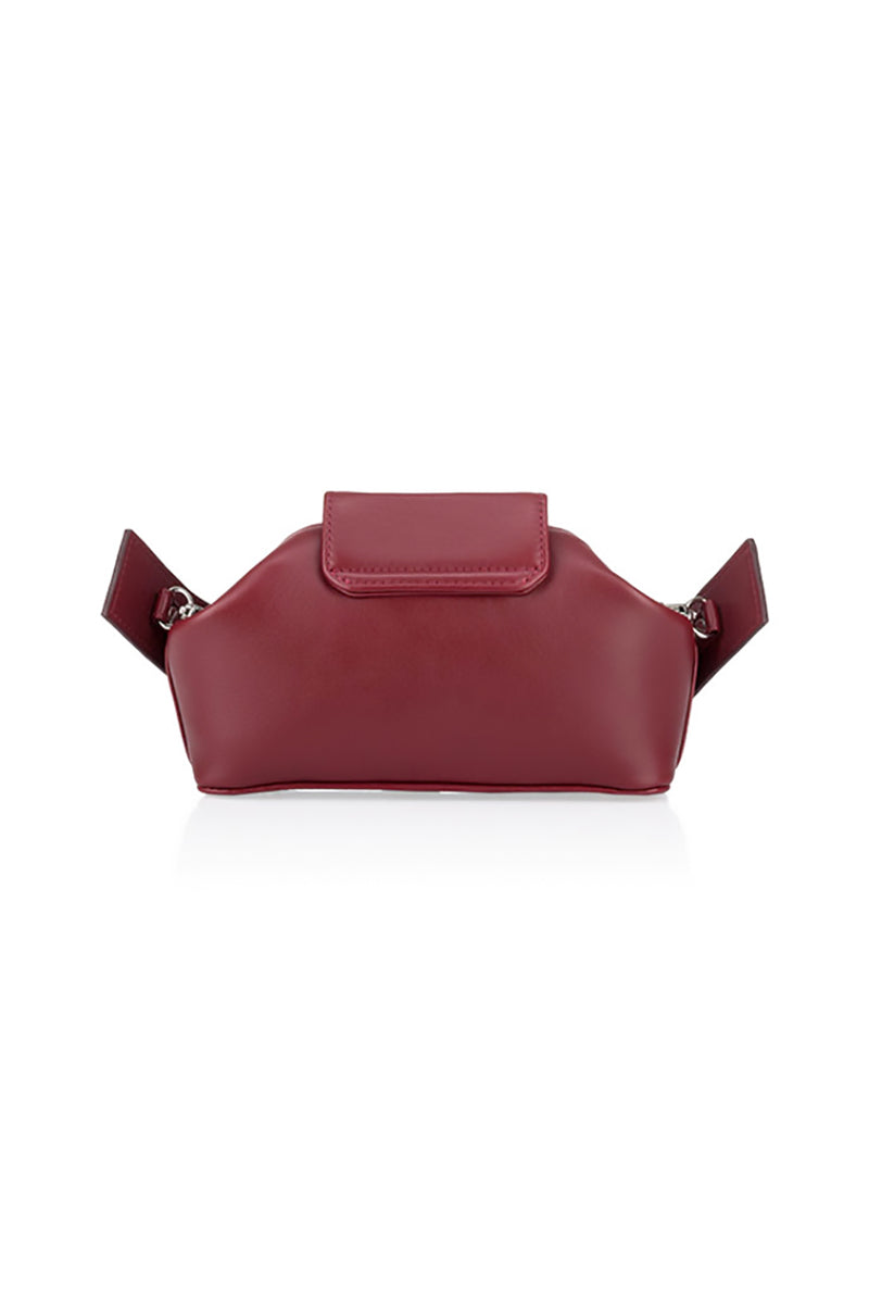 baby chic burgundy bag