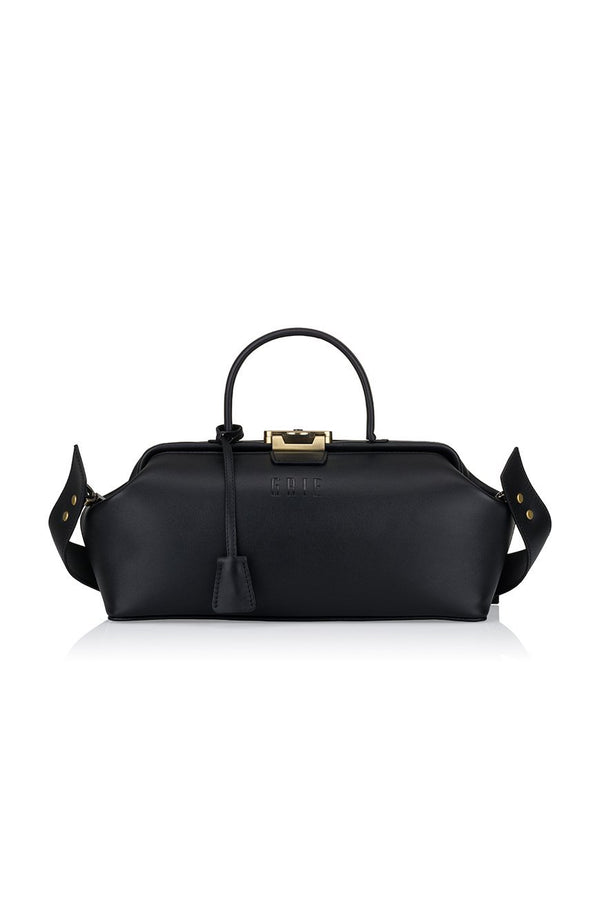 baguette black bag - bags - Grie