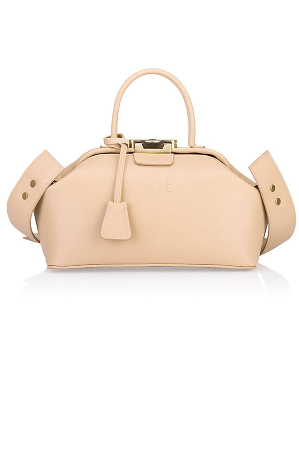 noble plain nude bag - bags - Grie