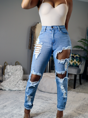 Damsel In Distress Jeans