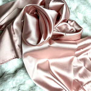 Satin Pants Set