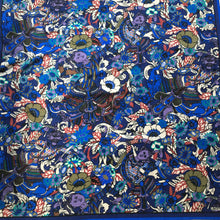 Load image into Gallery viewer, Vintage 80s Liberty of London Large Varuna Wool Scarf/Wrap/Shawl Rare Design-Scarves-Brand Spanking Vintage