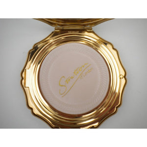 Exquisite Vintage Unused Powder Compact By Stratton-Accessories, For Her-Brand Spanking Vintage