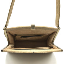 Load image into Gallery viewer, Vintage Handbag 50s/60s Kelly Bag In Immaculate Genuine Ostrich In Rare Pale Caramel w/ Mirror-Vintage Handbag, Exotic Skins-Brand Spanking Vintage