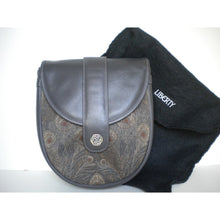 Load image into Gallery viewer, Vintage Liberty Of London Special Limited Edition, 'The Hera Collection', Leather Shoulder Bag. New And Unused-Vintage Handbag, Dolly Bag-Brand Spanking Vintage