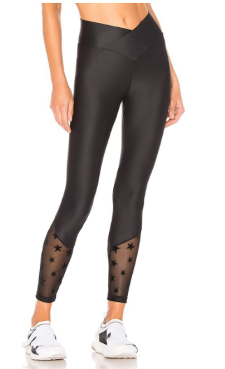 All Star Mesh Leggings