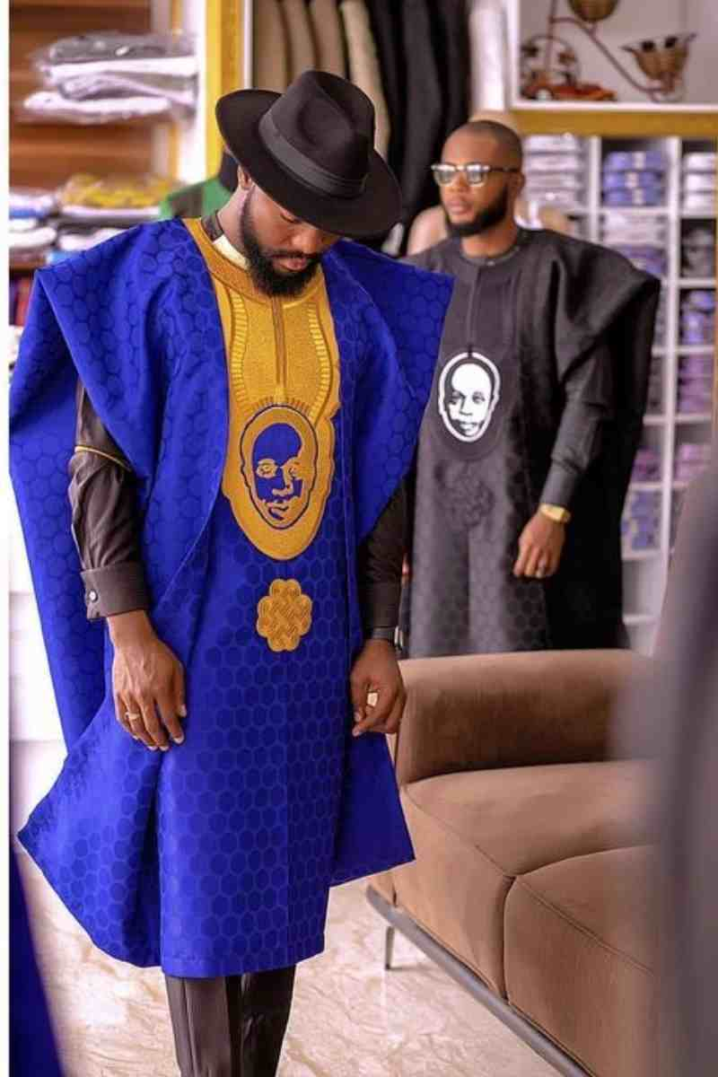 agbada signification