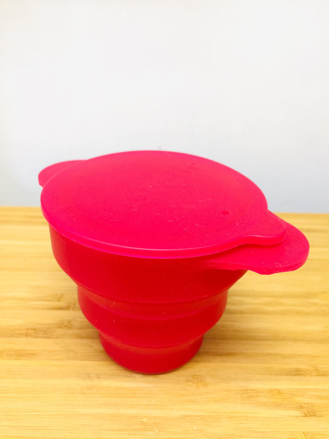 Menstrual Silicon Cup (Foldable Rubycup for Cleaning)